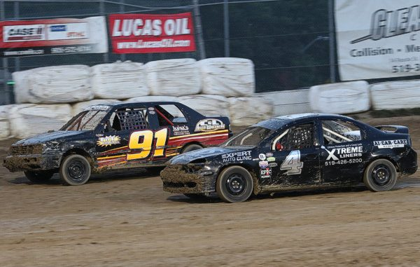 HUMBERSTONE, MERRITTVILLE, AND OHSWEKEN SPEEDWAY ON COMMON